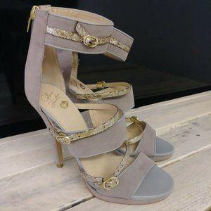 Colin Stuart for Victoria Secret high heels sandal